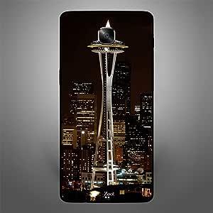 OnePlus 3T Space Needle, Zoot Designer Phone Covers
