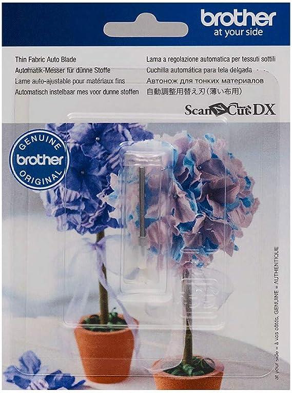 Brother - Cuchilla autoajustable para Materiales Finos (Tissus ...