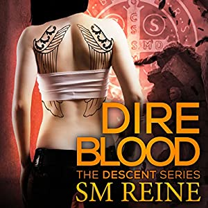 Dire Blood Audiobook