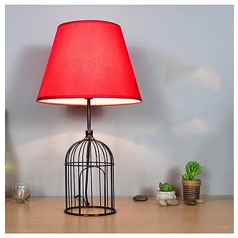Conjunto de 2 lámparas de mesa de cabecera Lámpara de mesa ...