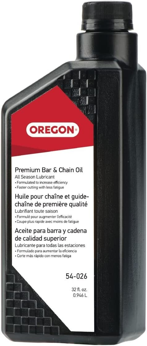 Oregon 54-026 Chainsaw Bar and Chain Oil, 1 Qt : Garden & Outdoor