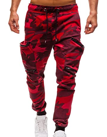 54d0934bb4c9 Sumen Mens Pure Color Pocket Drop Crotch Jogger Pants Harem Casual Baggy  Hiphop Dance Sweatpants Mens