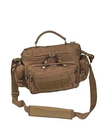 d0c36c228f5b Mil-Tec Tactical Paracord Bag small Dark Coyote  Amazon.de  Sport ...