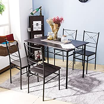 Better homes and gardens mercer dining set - Better homes and gardens mercer dining table ...