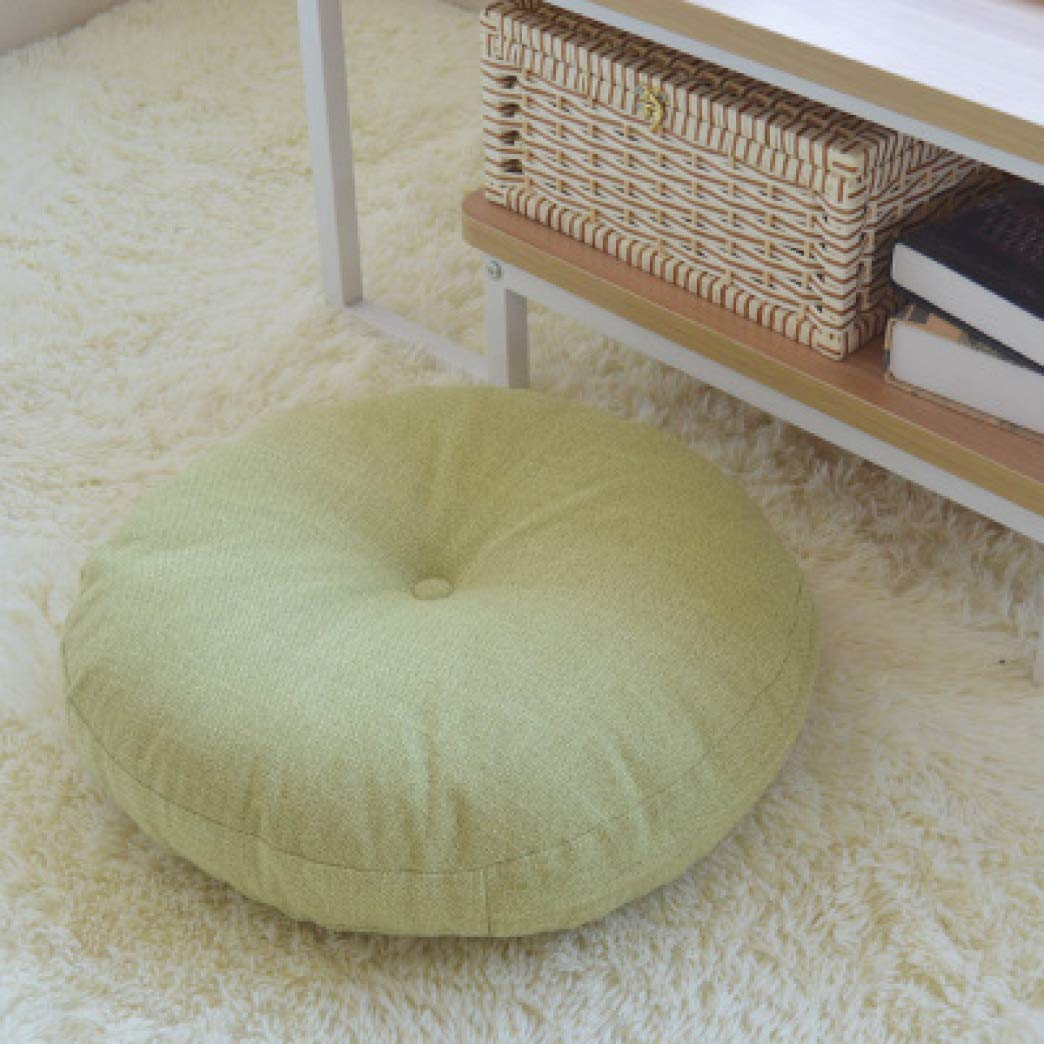 Soft Thicken Round Chair Cushion Chair Pads Coccyx Orthopedic Seat Cushion Home Car Office Sit Seat Pad