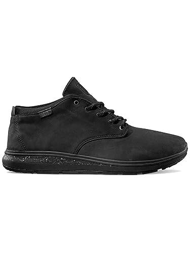 Zapatillas Vans - Iso 3 Mid (Buck/Wool) negro talla: 40: Amazon.es: Deportes y aire libre