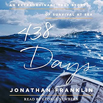 438 Days Book