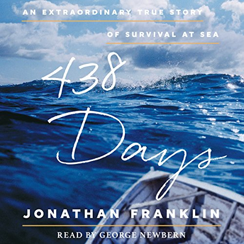 438 Days: An Extraordinary True Story of Survival at Sea cover