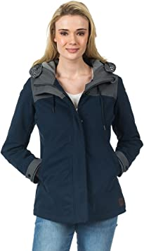 RIP CURL Clyde Jacket Veste Femme XS Insignia