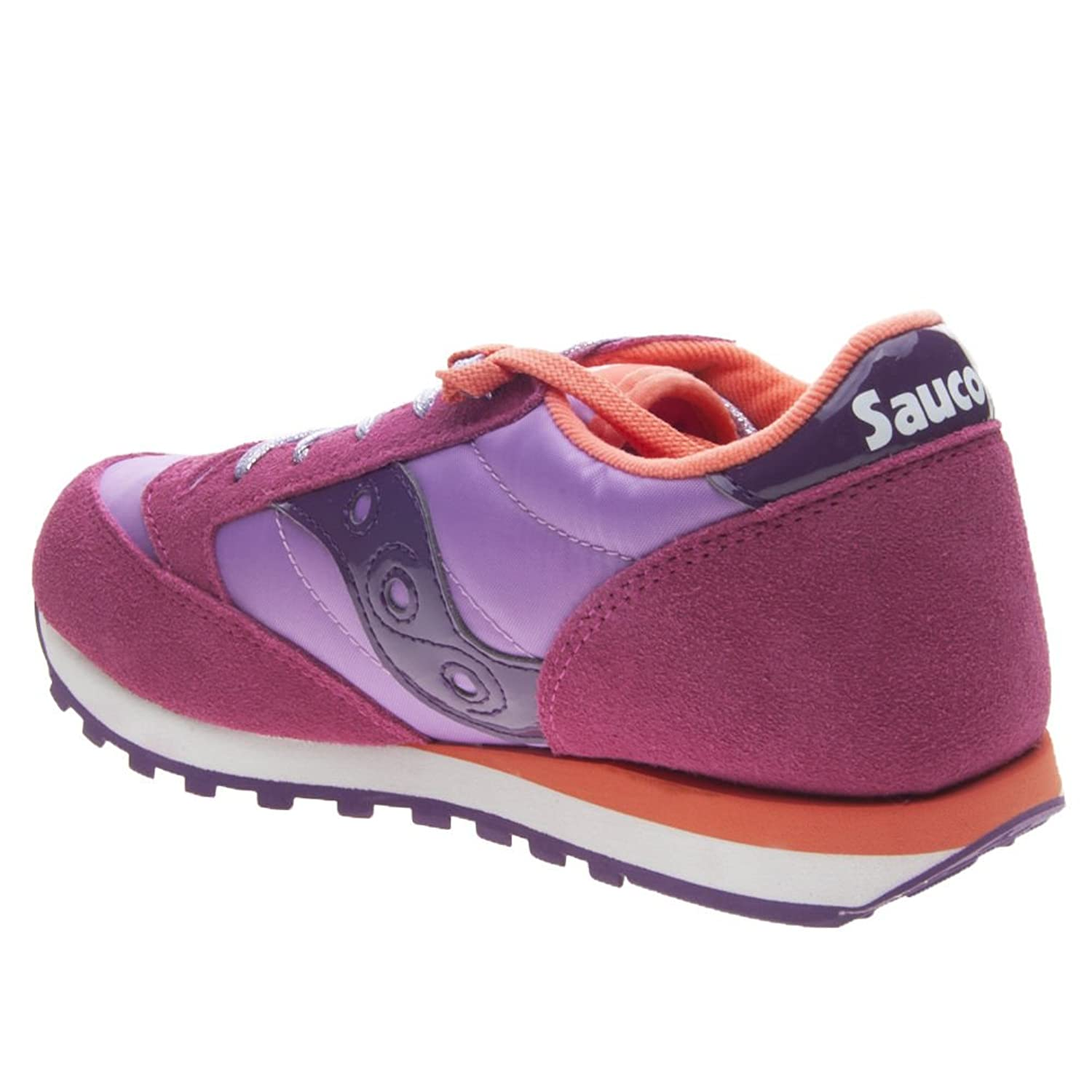 Saucony Chaussures Fille Jazz Femme Lacets Baskets Sy56276 Originale Fuchsia Vio YGqHy6Xk8