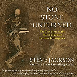 No Stone Unturned Audiobook