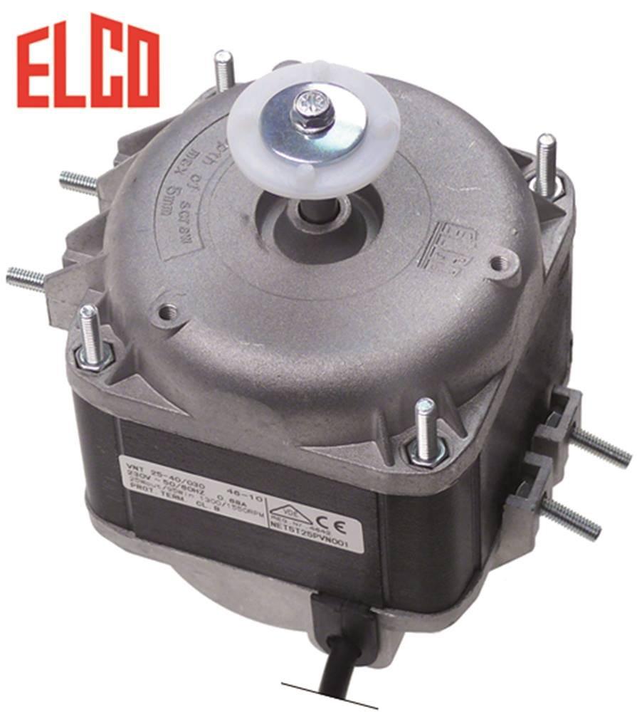 Ventilateur Moteur Elco, Electrolux alpeninox –  Vn25– 40 Electrolux alpeninox-Vn25-40