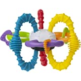 Playgro Bend and Twist Teething Rattle Toy