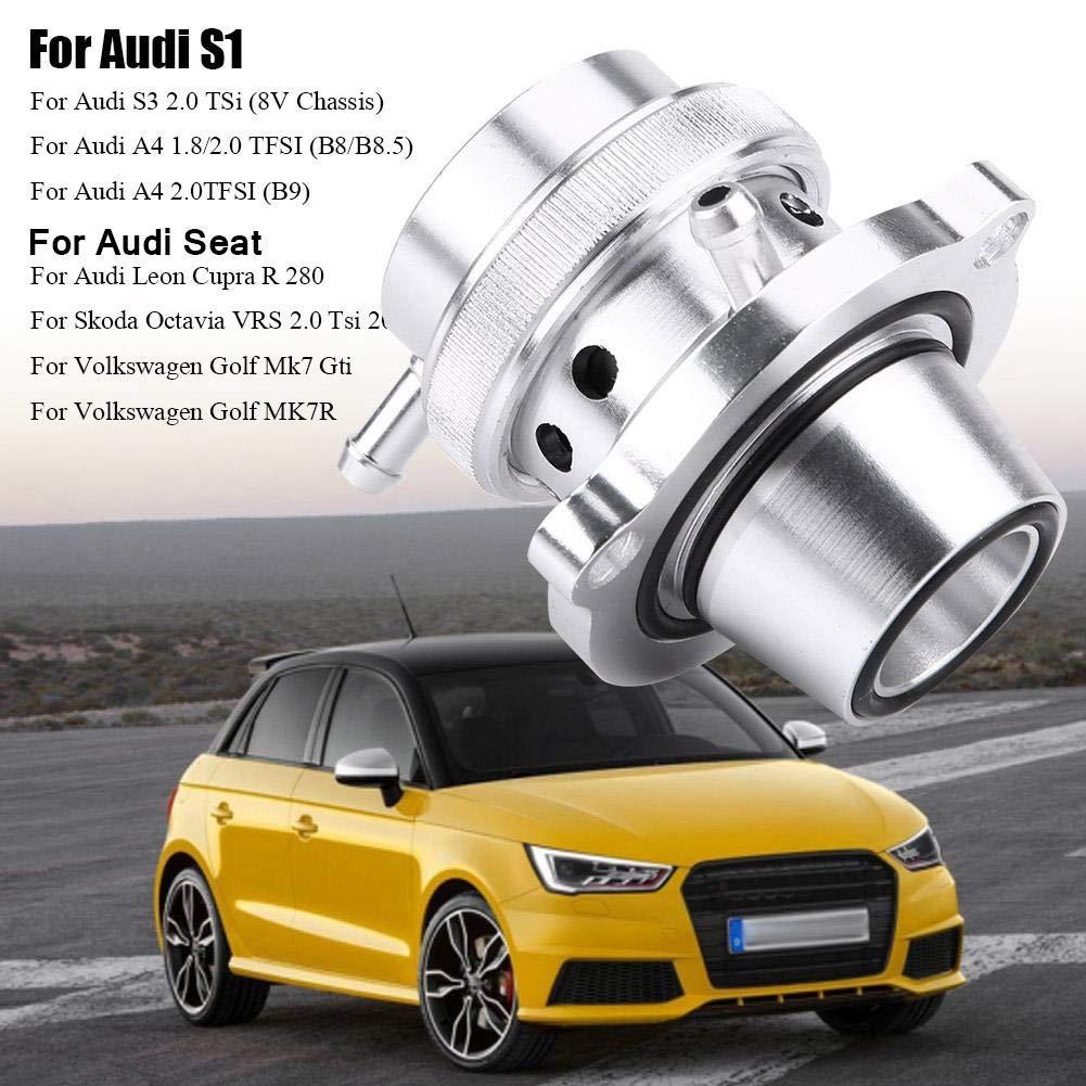 Duokon Kit de v/álvula de soplado para coche v/álvula de descarga para S3 A4