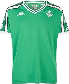 Kappa 222 Banda 10 Aniet Retro Betis Camiseta, Hombre: Amazon.es: Deportes y aire libre