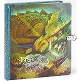 Peaceable Kingdom Dragon Lenticular Diary