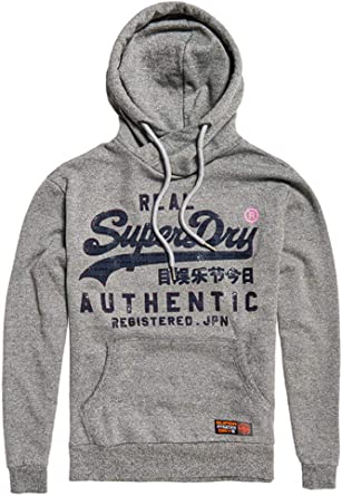 pull capuche superdry hood