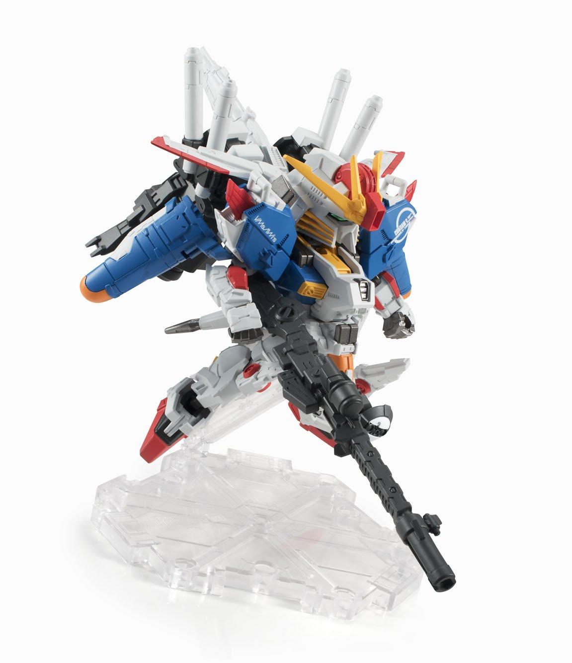 Ext Ex-S Gundam NXEDGE Style Action Figure Bandai Tamashii Nations MSA-0011