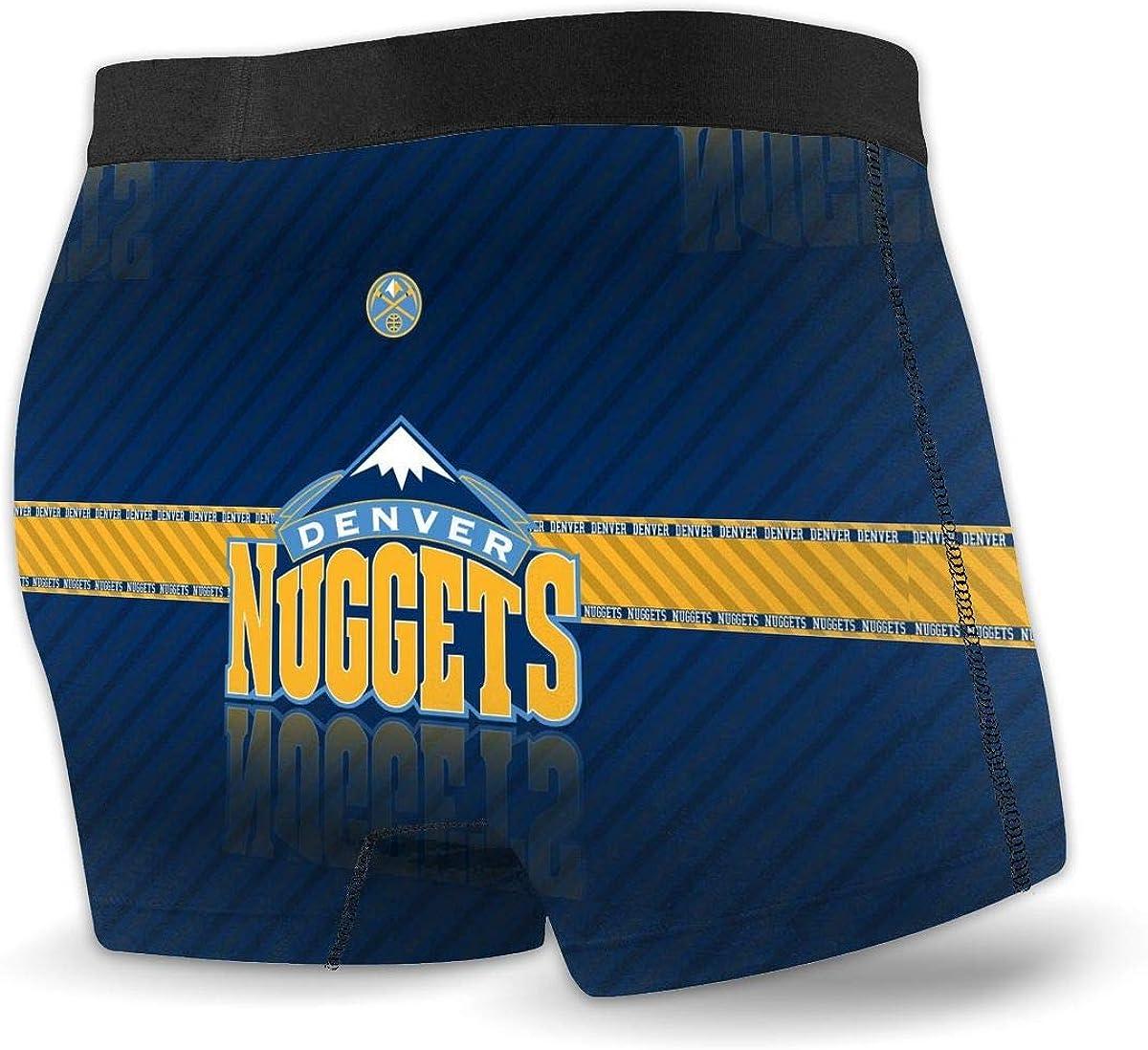 Sacramento Fans Sac Mens Boxer Briefs Underwear,Best Gift for Basketball Fans and Boyfriend