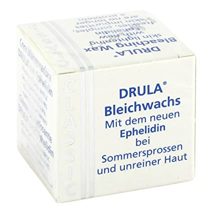 drula Classic plomo chwachs FO 30 ml Crema