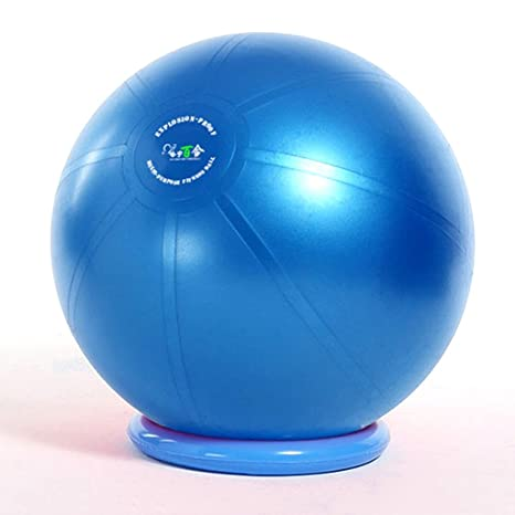 Amazon.com: Fitness Ball Yoga Ball Slimming Gymnastic Ball ...