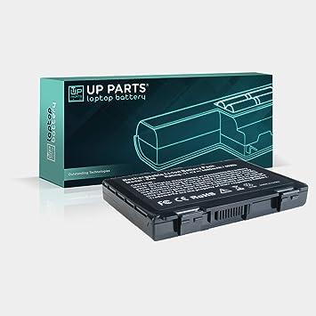 UP Parts® UP-L-U0F82 - Batería de Repuesto para Portátil ASUS 11.1V 6 Celdas 4400mAh para ASUS F52 Series F52A F82 F83Cr F83S: Amazon.es: Electrónica