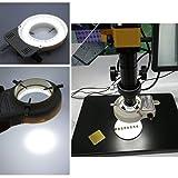 Micrl Microscope Ring Light Adjustable 56 LED