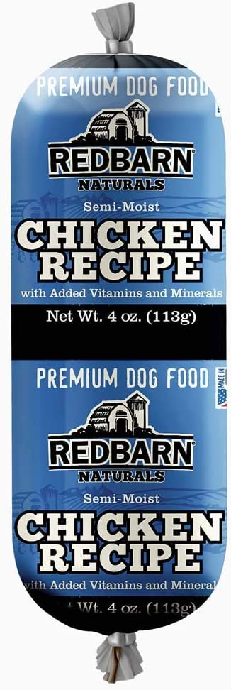 Redbarn 4oz Chicken Roll for Dogs (1-Count)