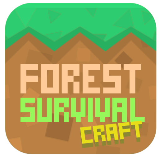Forest Survival Craft FREE