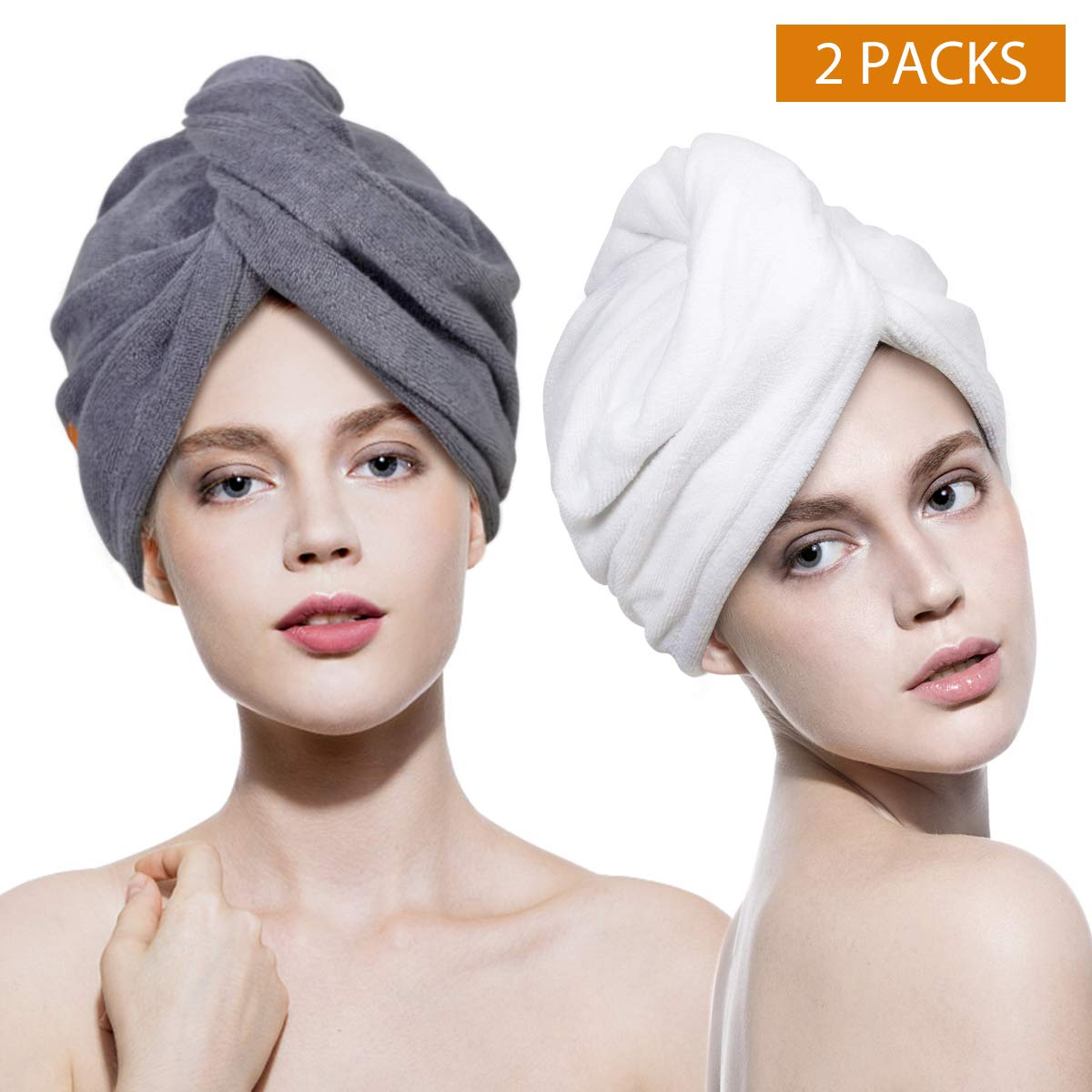 Awesome hair towels