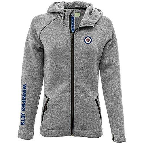 NHL Motion Insignia Bold Full Zip Hooded Jacket
