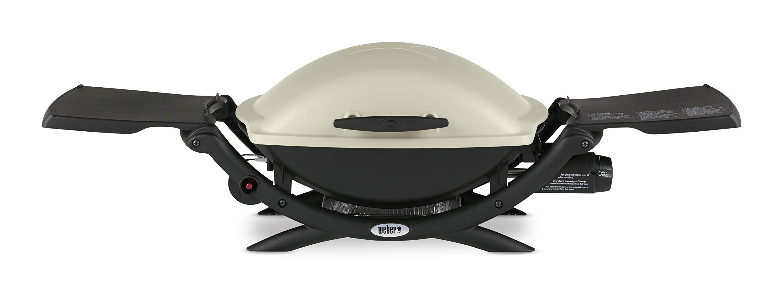 Weber 53060001 Q2000 Liquid Propane Grill by Weber