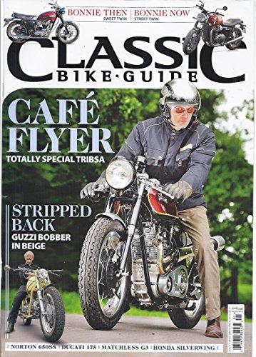 Classic Bike Guide Magazine (January 2016)