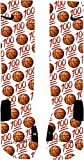 Emoji Basketball 100 Custom Nike Elite Socks (Large 8-12)
