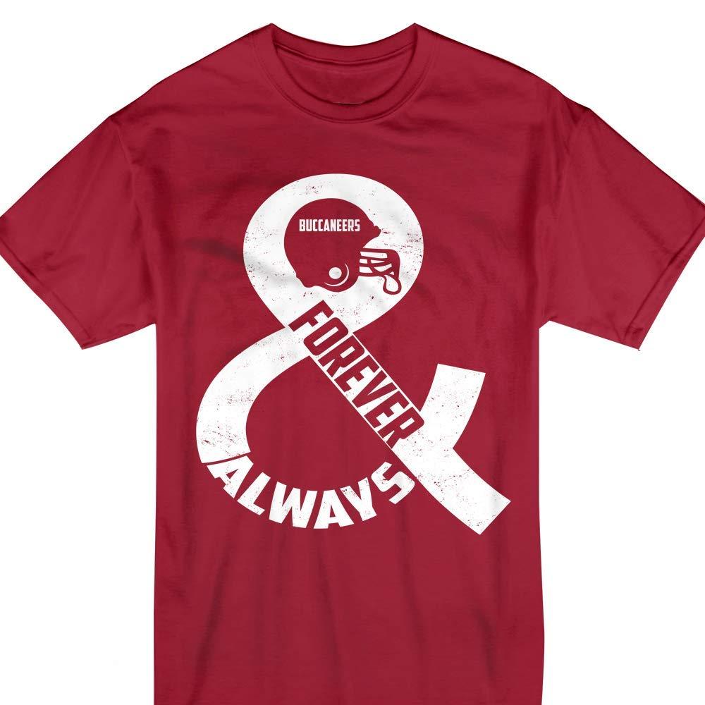 Football Helmetbuccaneersforever Andalways Tshirts