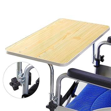 Amazon.com: HSRG - Bandeja para silla de ruedas, accesorios ...