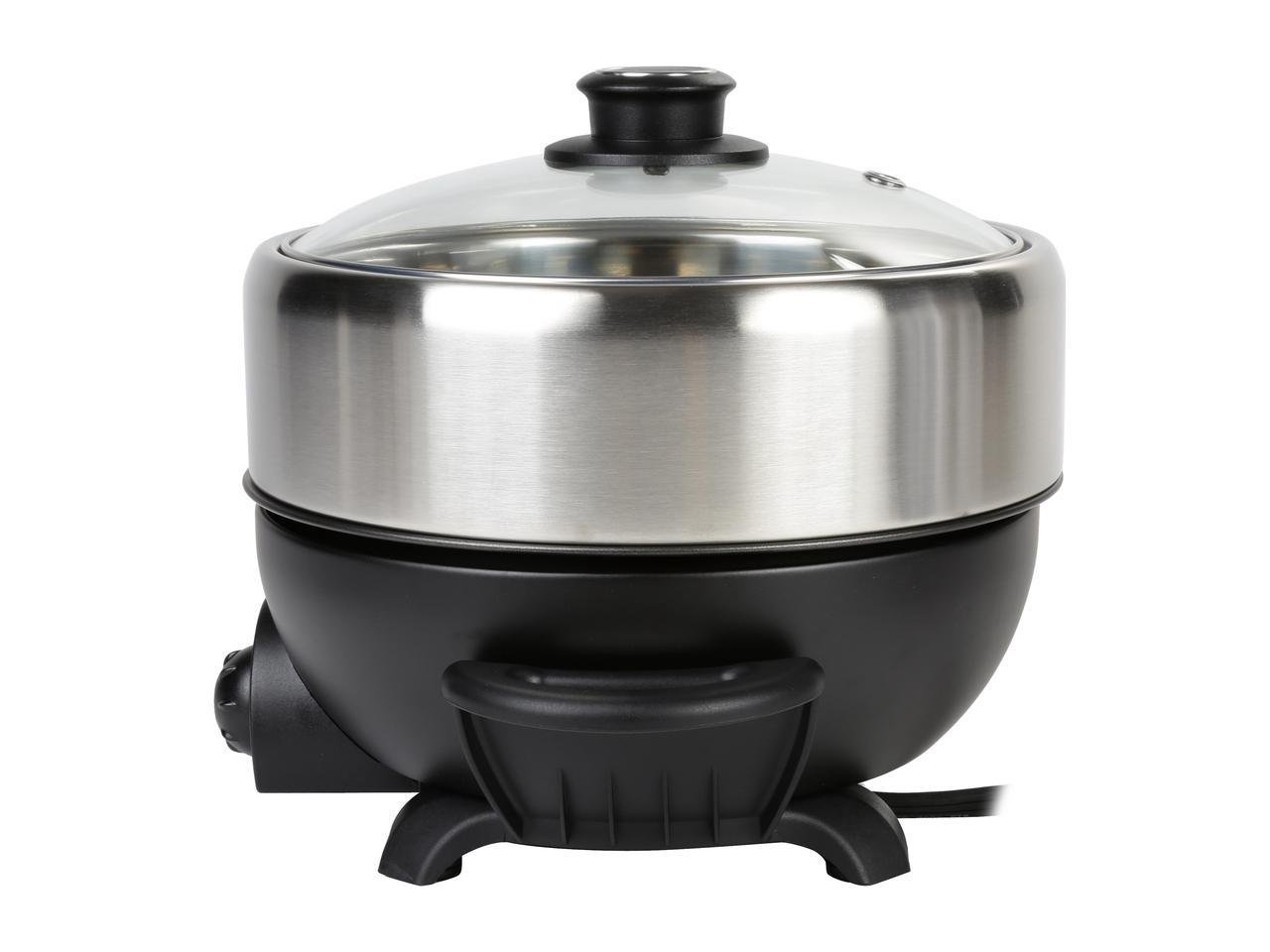 TRMC-40 Shabu and Grill Multi-Cooker, 4 quart, Black by TAYAMA (Image #5)