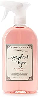 product image for Stonewall Kitchen Grapefruit Thyme All-Purpose Cleaner, 16 oz