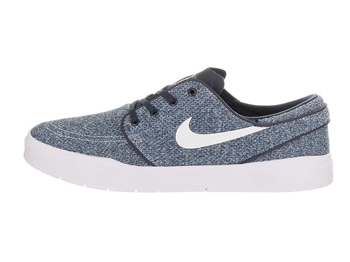 best website a2f54 4d21c Amazon.com   Nike Men s SB Janoski Hyperfeel Mesh Skate Shoe   Shoes