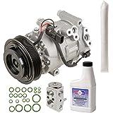 AC Compressor w/A/C Repair Kit For Hyundai Tucson & Kia Sportage -