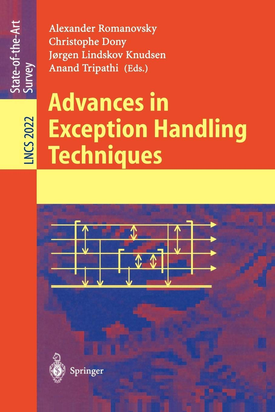 Download Advances in Exception Handling Techniques (Lecture Notes in Computer Science) pdf epub