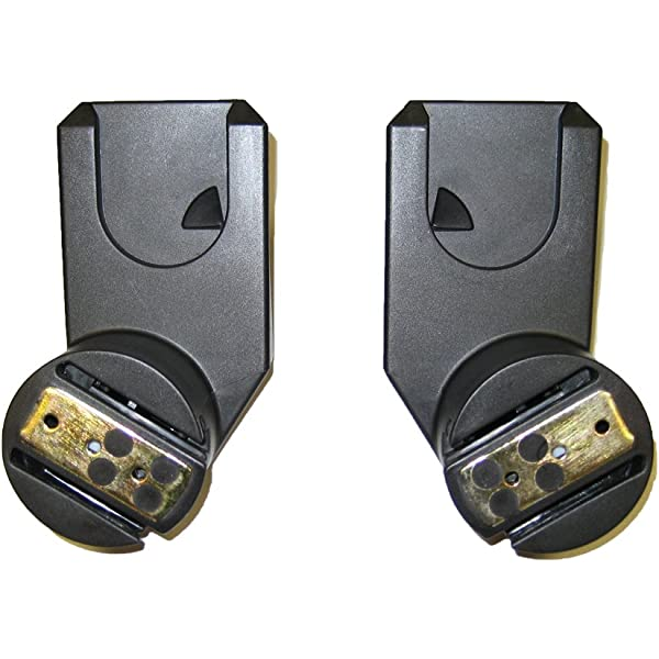 2 unidades Adaptador para Zapp Xtra a Maxi-Cosi Babyschale Quinny 96560091