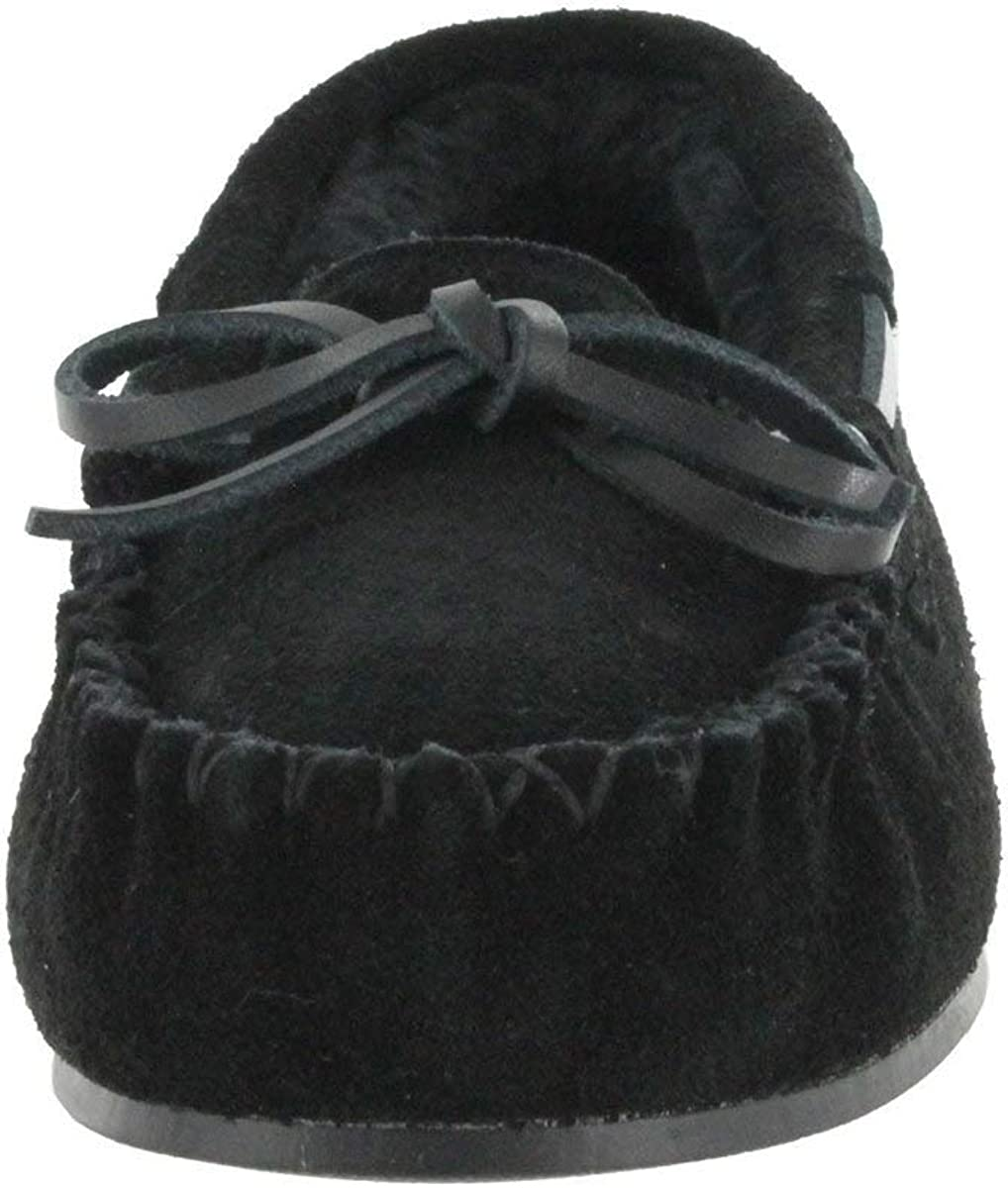 SoftMoc Girls Cady 2 Ballerina Lined Moccasin