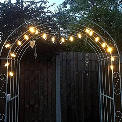 Battery Powered Led String Lights, Decorative Lights for Home, Garden, Bedroom, Party