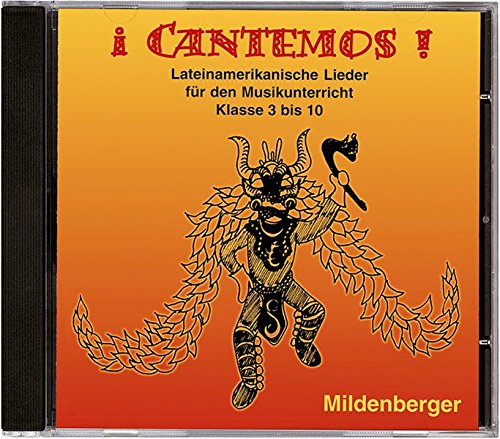 ICantemos  1 CD Mit 24 Lateinamerikanischen Liedern Für Den Musikunterricht Klasse 3 10