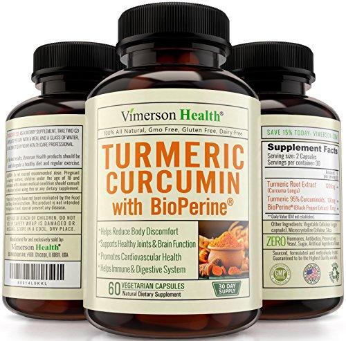 Turmeric Curcumin with Bioperine Anti-In