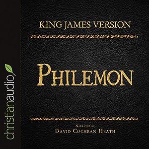 Holy Bible in Audio - King James Version: Philemon Audiobook