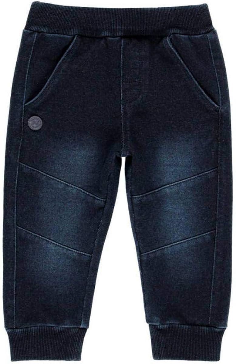 Boboli Pantaloni Felpato Denim Bambino Modello 390013