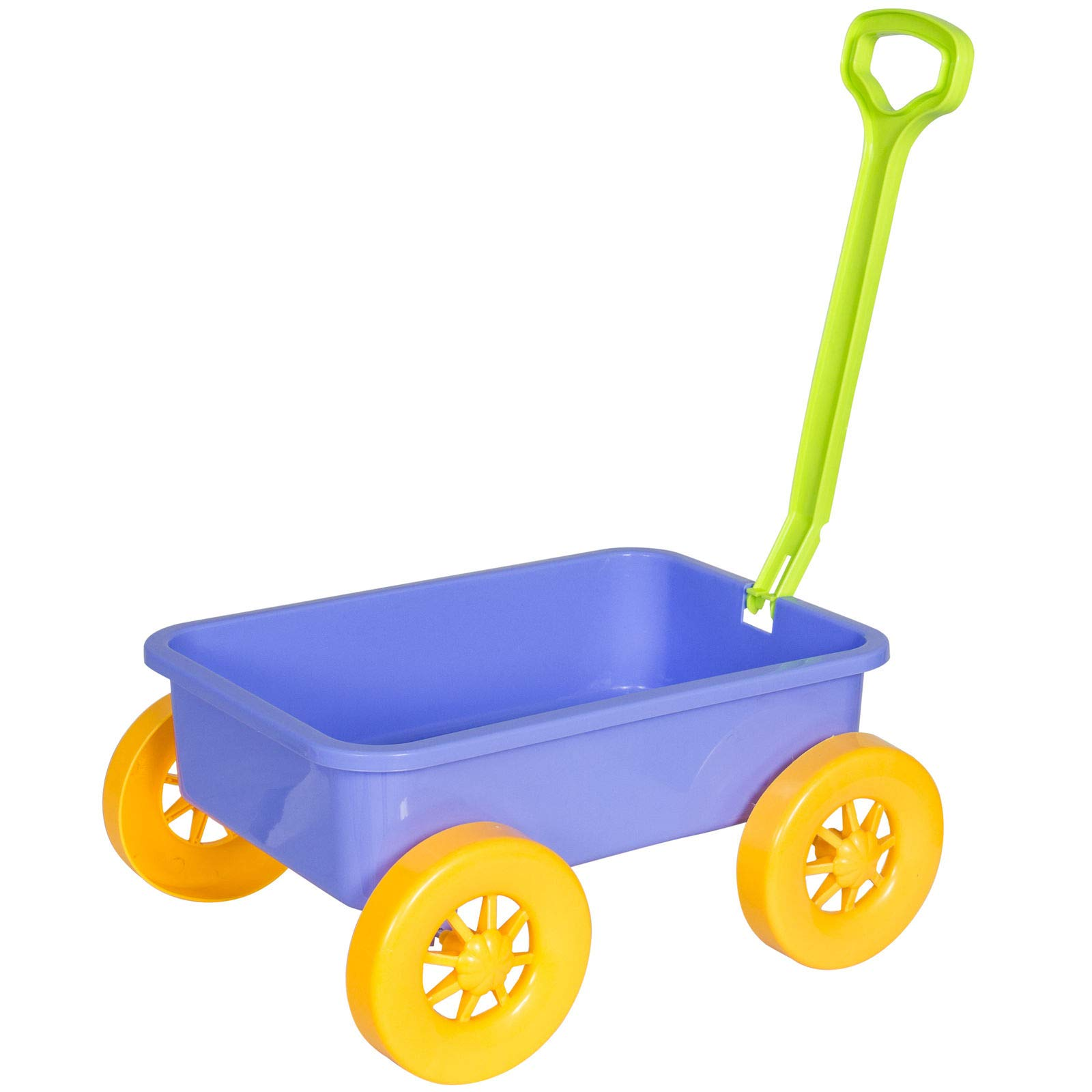 Alek...Shop Learning Children Gardening Tools Kids Toy Play Set with Garden Wagon and Enjoy Fun Dig The Sand Beach Happiness Your Baby Family Holiday by Alek...Shop (Image #4)