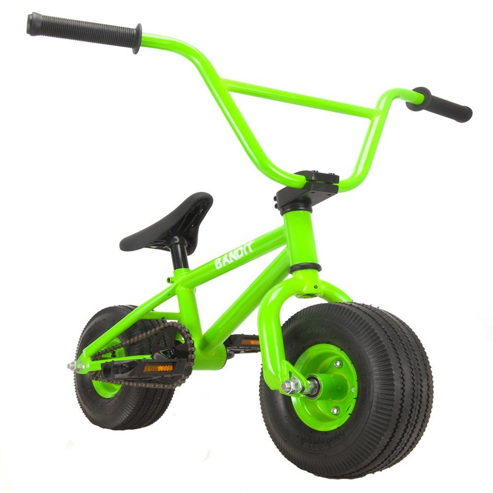 RayGar Bandit Green Mini BMX Bike - New